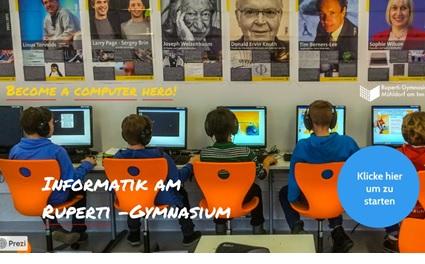 Informatik am Ruperti- Gymnasium